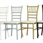 alquiler silla tiffany